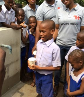 Clean / Safe Water Project at Ikot Etenge Primary School – Completed January 19, 2017